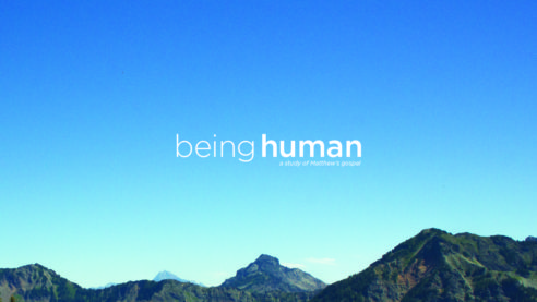Being Human: A Study of Matthew\'s Gospel