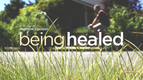 Being Healed: A Study of Matthew\'s Gospel