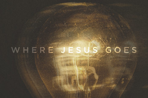 Where Jesus Goes: Questions, Doubts and Uncertainties