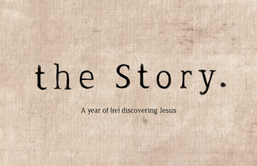 The Story: A Year of (Re) Discovering Jesus